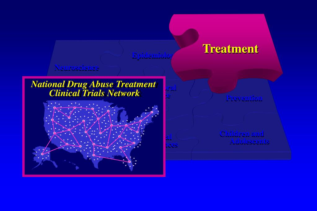 National Drug Abuse Treatment