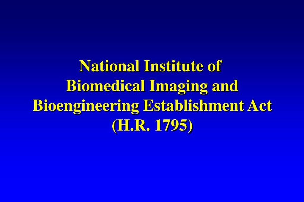 National Institute of