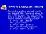 power of compound interest6