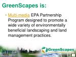 greenscapes is