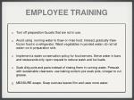 employee training10