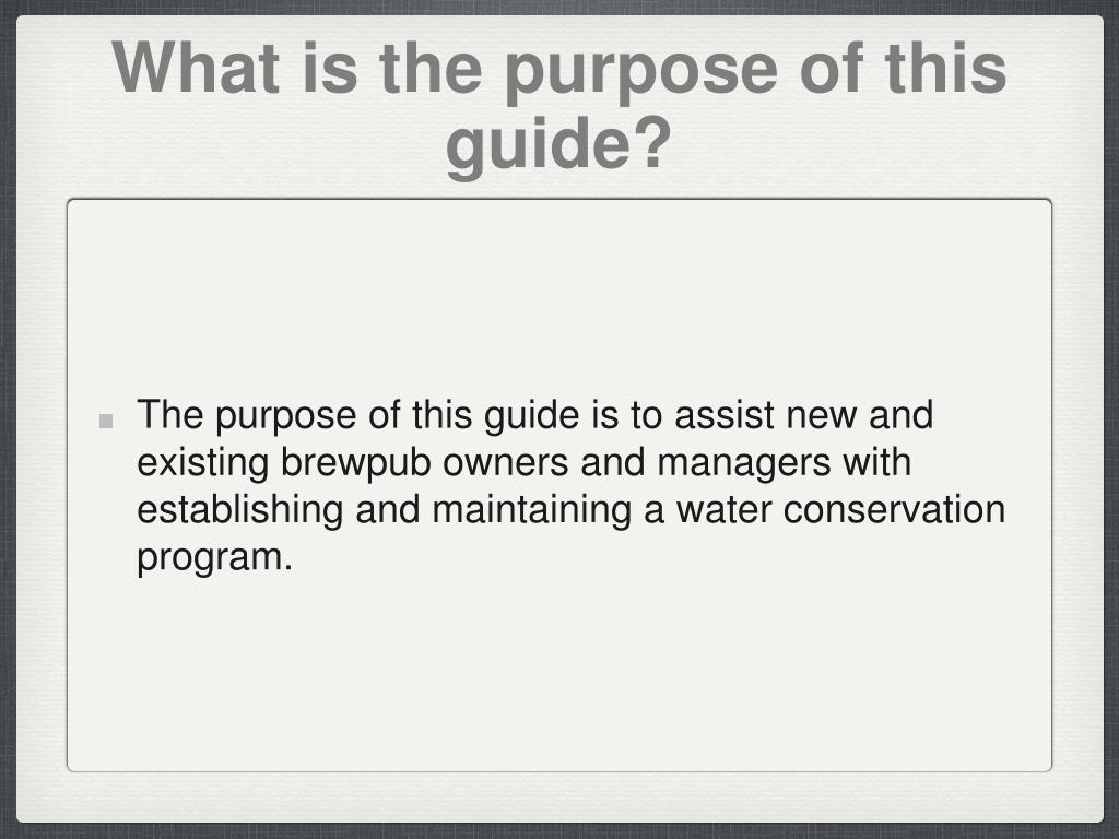 What is the purpose of this guide?