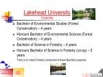 lakehead university thunder bay