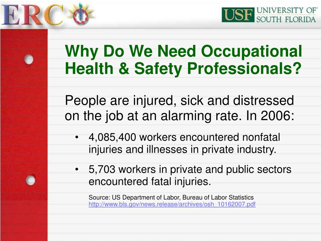 Why Do We Need Occupational