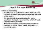 health careers academy6