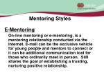 mentoring styles16