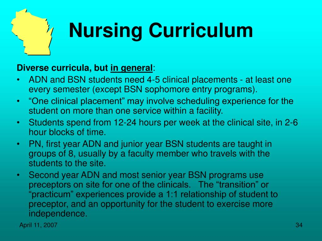 Nursing Curriculum