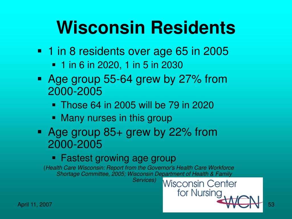 Wisconsin Residents