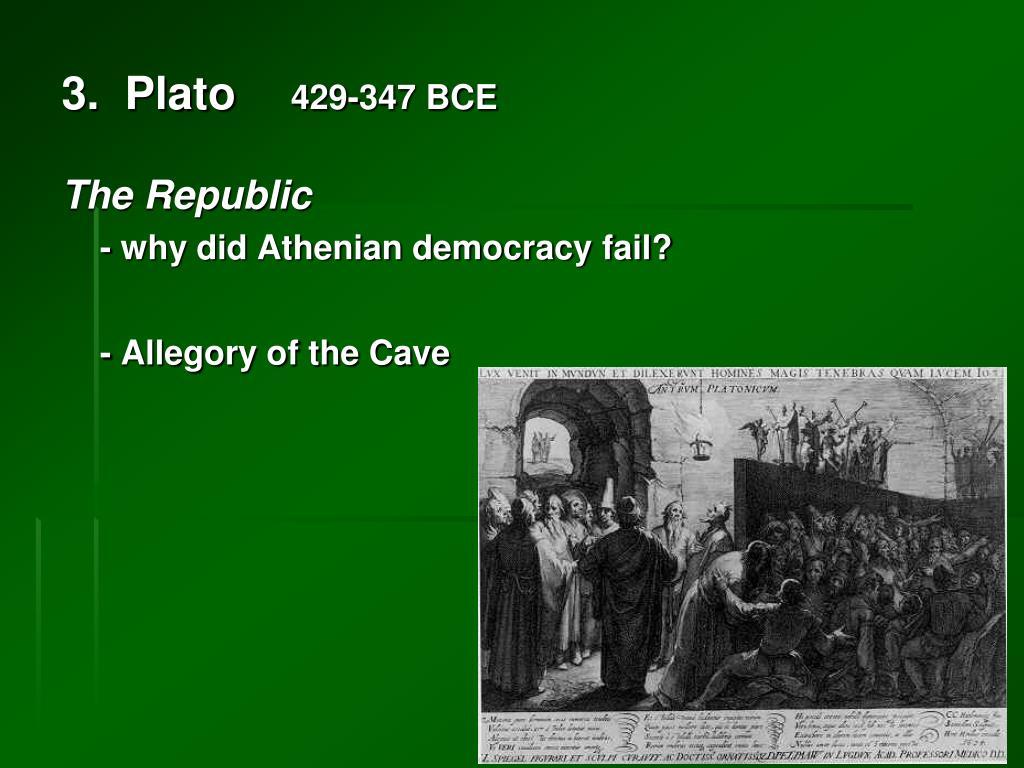 3.  Plato