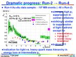 dramatic progress run 2 run 427