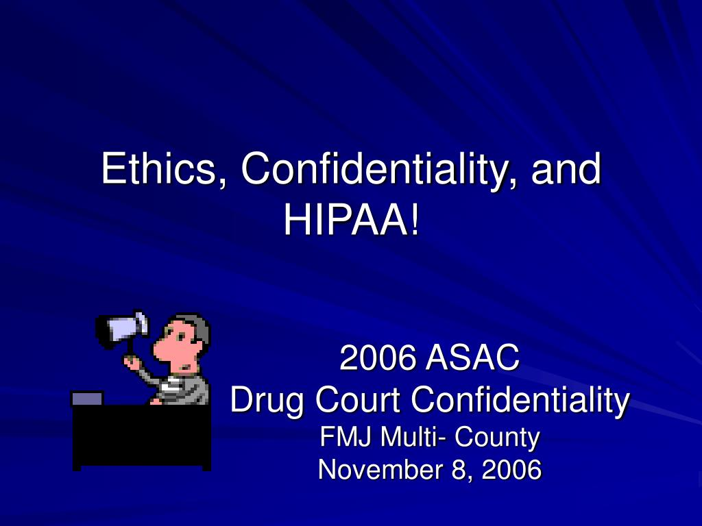 ethics hipaa Amendments to the common rule and health insurance portability and accountability act (hipaa) raise questions about broad consent and sale of health data ama journal of ethics is a monthly bioethics journal published by the american medical association.