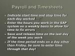 payroll and timesheets58