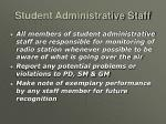 student administrative staff11
