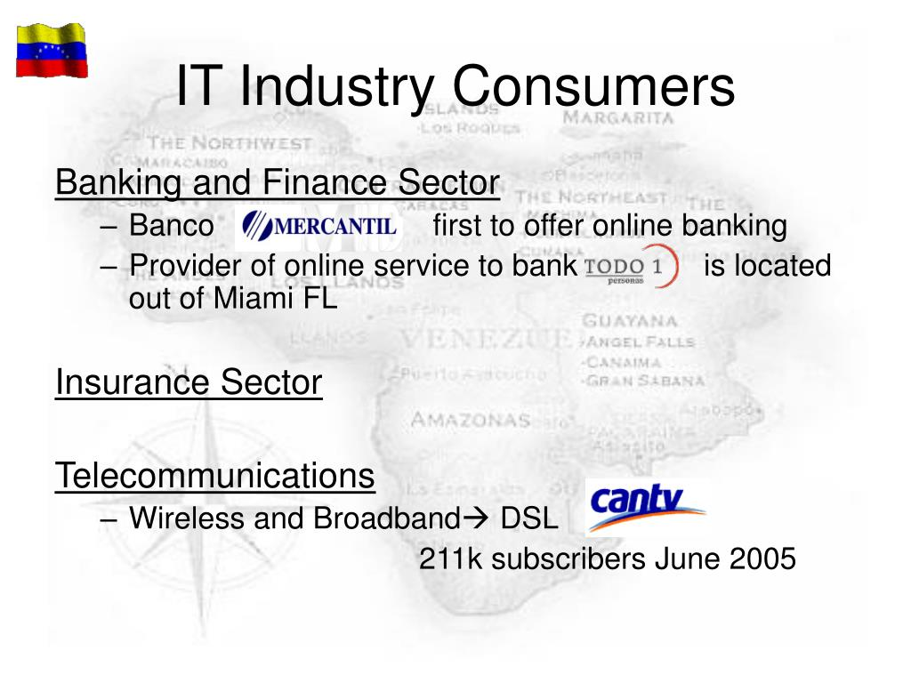 IT Industry Consumers