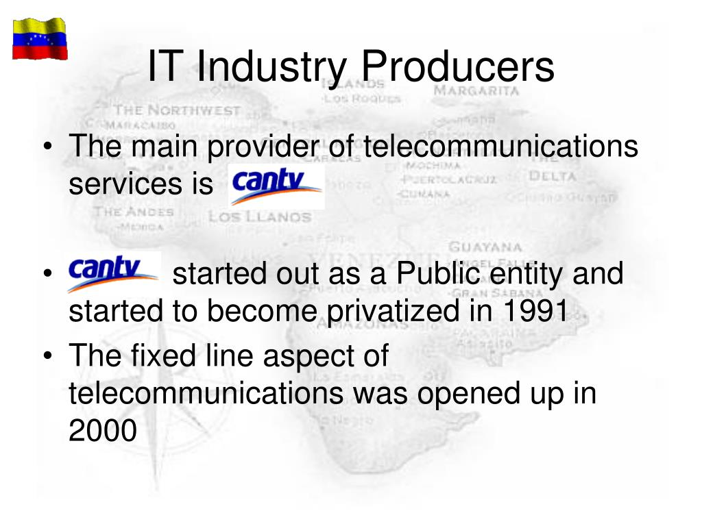 IT Industry Producers