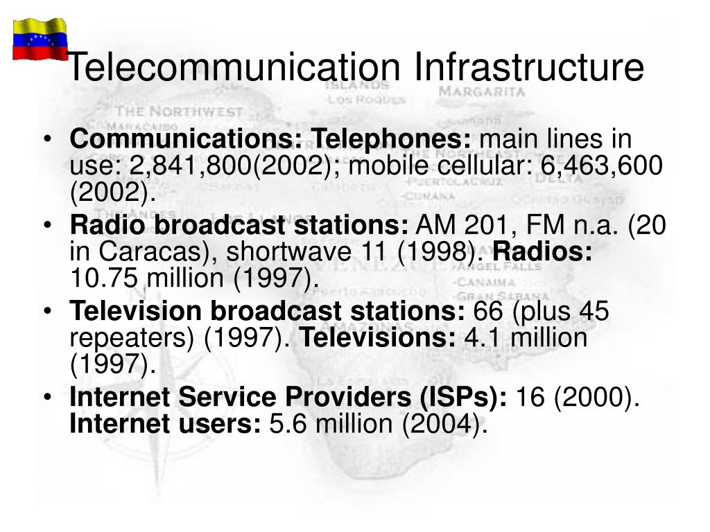 Telecommunication Infrastructure
