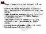 telecommunication infrastructure