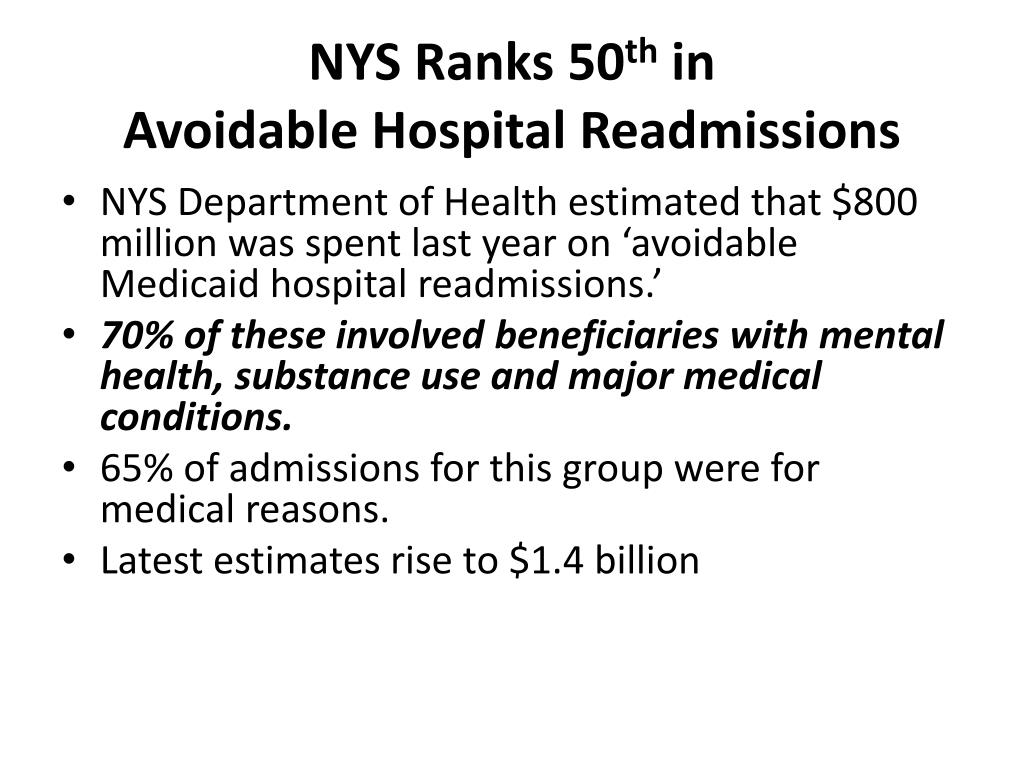 NYS Ranks 50