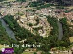 the city of durham