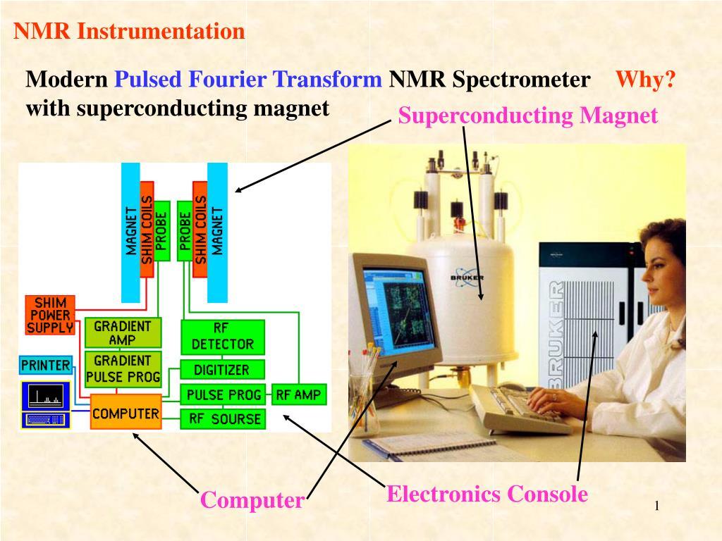 Ppt Nmr Instrumentation Powerpoint Presentation Free Download