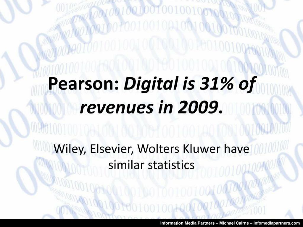 Pearson: