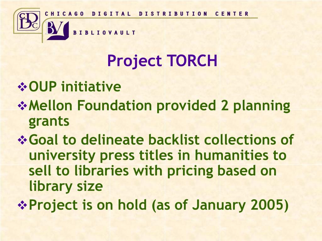 Project TORCH