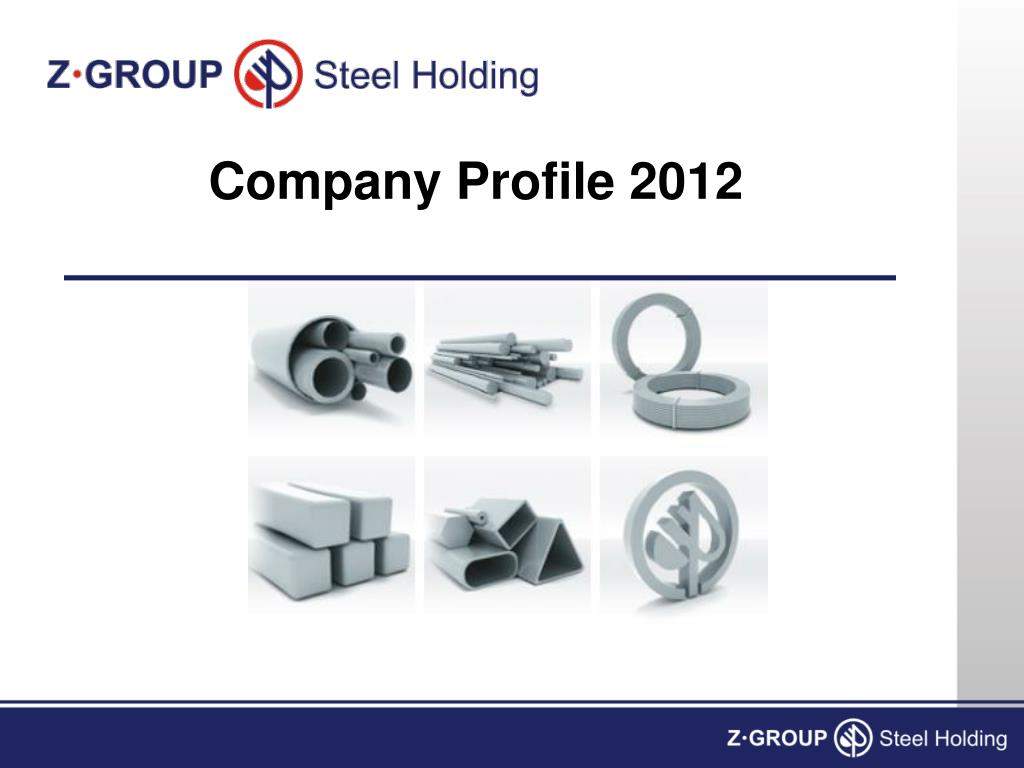 PPT - Company Profile 2012 PowerPoint Presentation - ID:679886