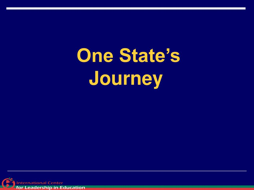 One State's