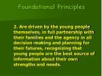foundational principles10