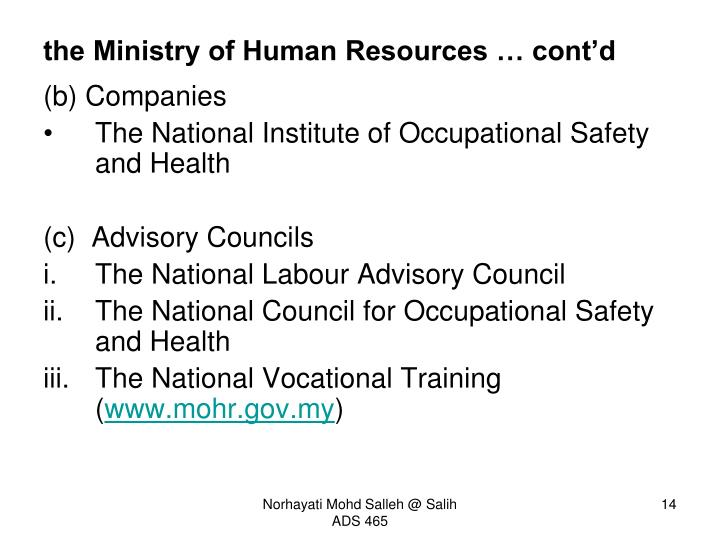 an introduction to the national institute for occupational safety and health and the occupational sa The mission of the niosh is to generate new knowledge in the field of occupational safety and health and to transfer that knowledge into practice for the betterment of.