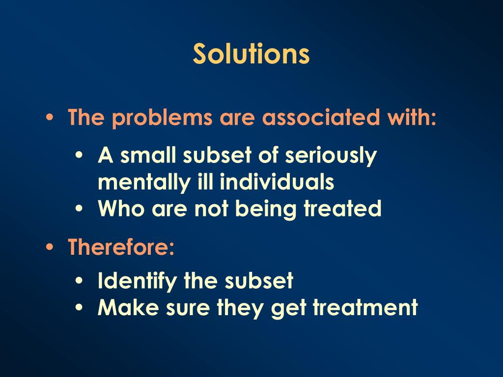 The problems are associated with:
