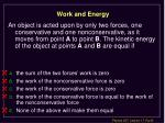 work and energy42