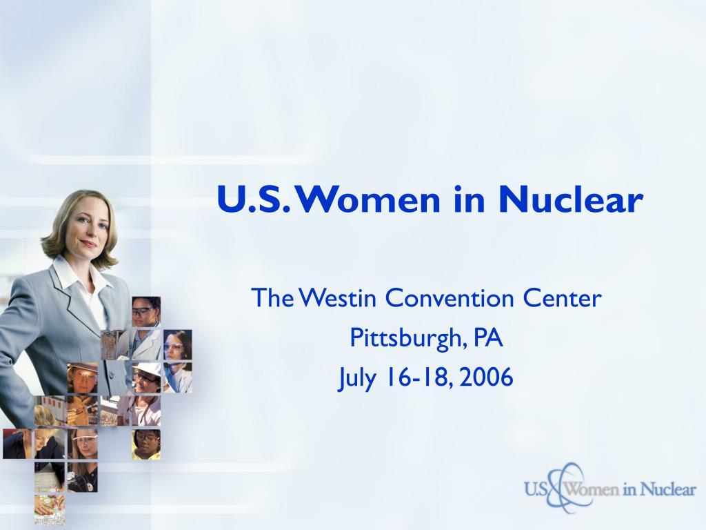 u s women in nuclear l.