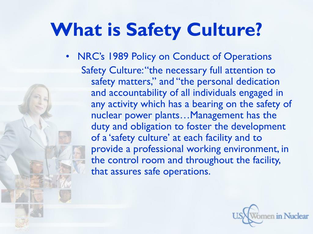 What is Safety Culture?