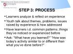 step 3 process