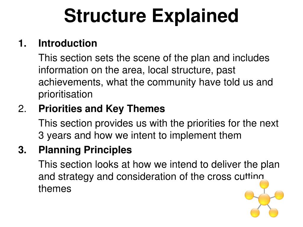 Structure Explained