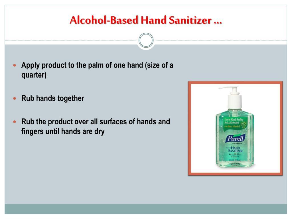 Alcohol-Based