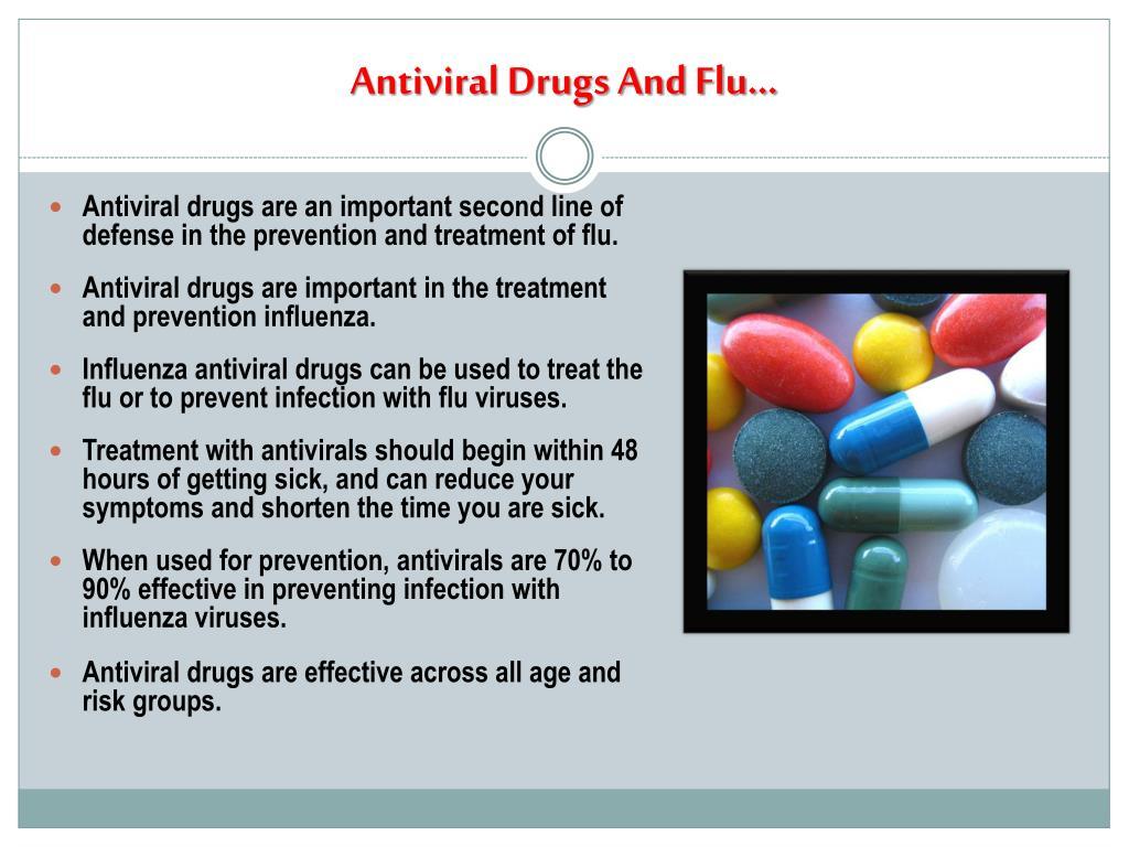 Antiviral Drugs And Flu…