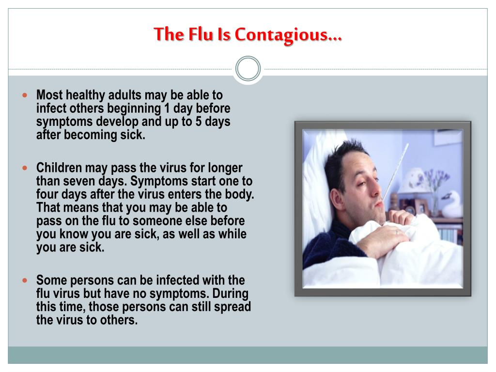 The Flu Is