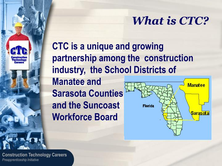What is ctc