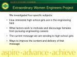 extraordinary women engineers project10