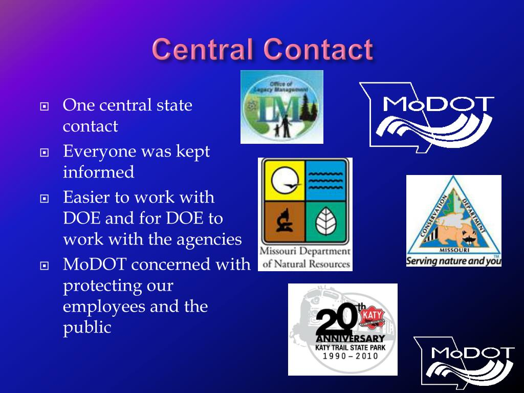 Central Contact