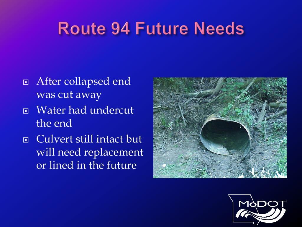 Route 94 Future Needs