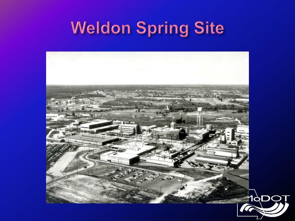 Weldon Spring Site