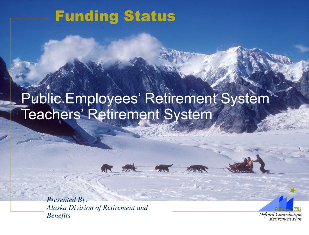 public employees retirement system teachers retirement system l.