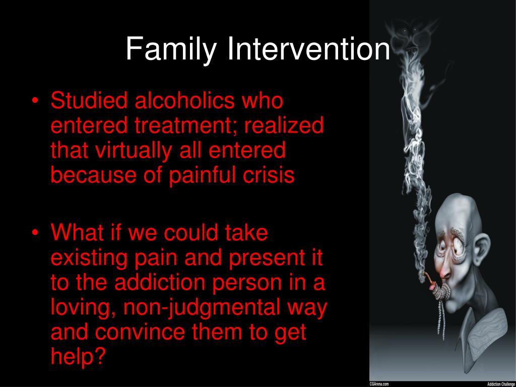 Family Intervention