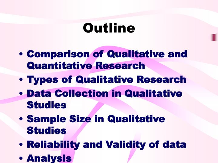 compare qualitative and quantitative research Quantitative research is a research methodology which uses questions and questionnaires to gather quantifiable data and perform statistical analysis to derive meaningful research conclusions.