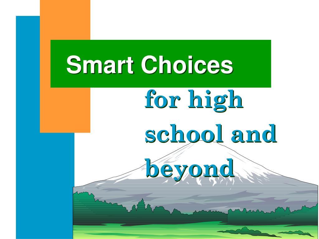 smart choices l.