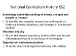 national curriculum history ks2