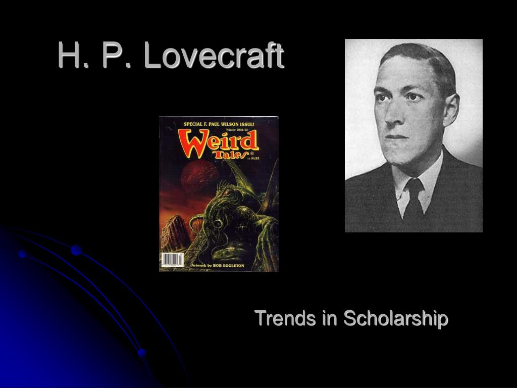 h p lovecraft l.